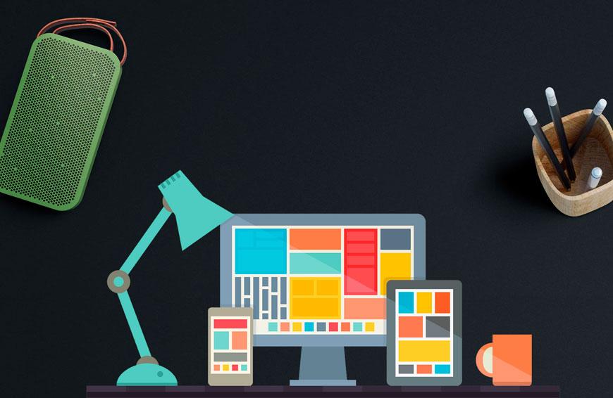 Confección y desarrollo de páginas web