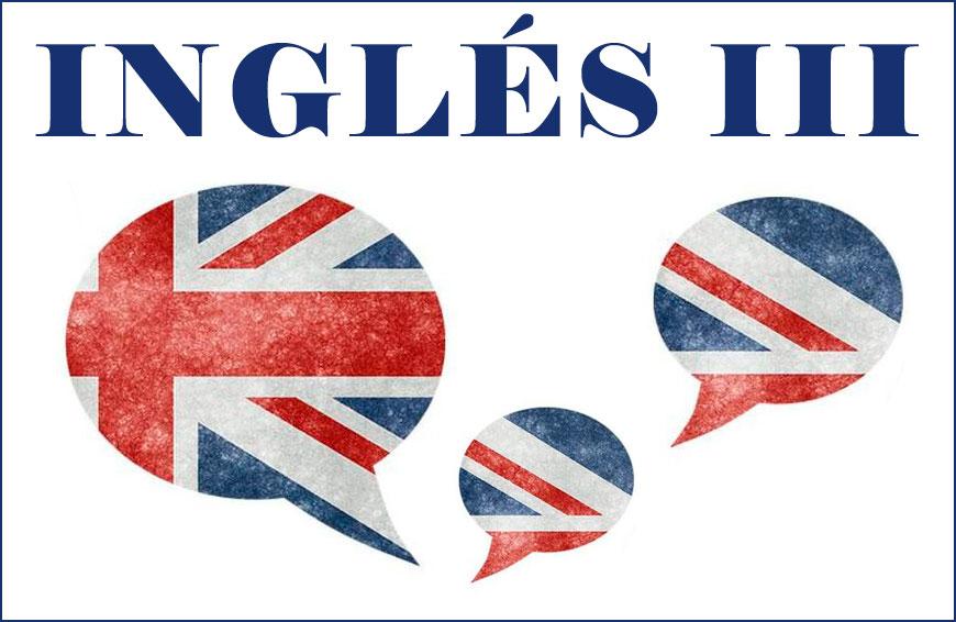 Inglés III
