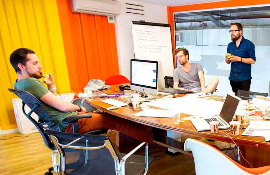 Creación empresas online